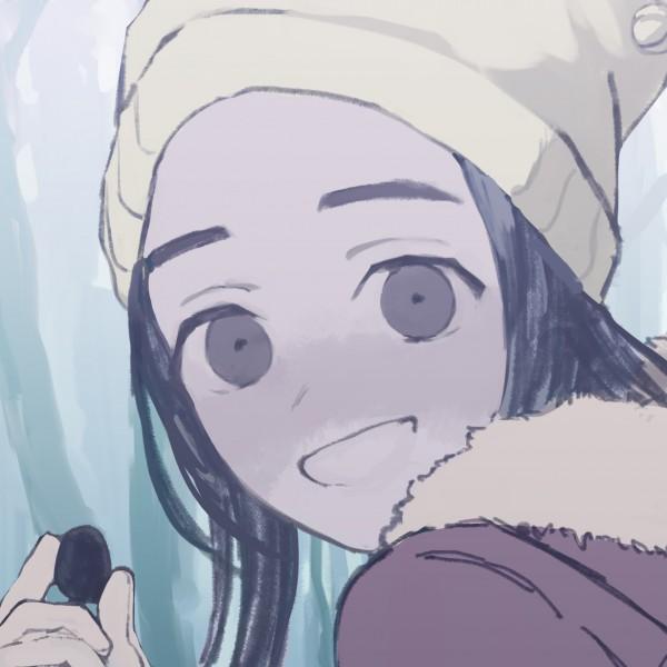 TVアニメ「闇芝居 8期」第十話「雪の足跡」